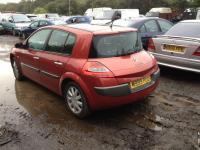 Renault Megane II (2002-2008) Разборочный номер 54379 #2