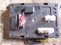 Блок управления Renault Modus Артикул 51672242 - Фото #2