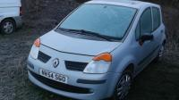 Renault Modus Разборочный номер B2078 #1
