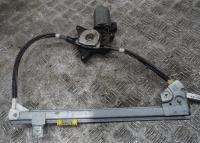 Стеклоподъемник электрический Renault Scenic I (1996-2003) Артикул 50754906 - Фото #1