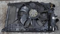 Двигатель вентилятора радиатора Renault Scenic I (1996-2003) Артикул 50845395 - Фото #1