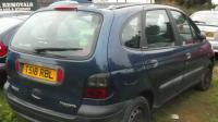 Renault Scenic I (1996-2003) Разборочный номер 45714 #2