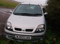 Renault Scenic I (1996-2003) Разборочный номер 51569 #1