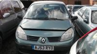 Renault Scenic II (2003-2009) Разборочный номер B1791 #2