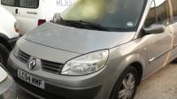 Renault Scenic II (2003-2009) Разборочный номер W8086 #2