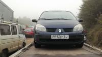 Renault Scenic II (2003-2009) Разборочный номер W8347 #1