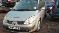 Renault Scenic II (2003-2009) Разборочный номер W8629 #4
