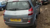 Renault Scenic II (2003-2009) Разборочный номер W8689 #2