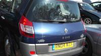 Renault Scenic II (2003-2009) Разборочный номер W8715 #1