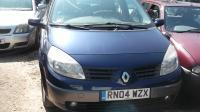 Renault Scenic II (2003-2009) Разборочный номер W8715 #2