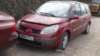 Renault Scenic II (2003-2009) Разборочный номер 48902 #1