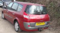 Renault Scenic II (2003-2009) Разборочный номер W8738 #2