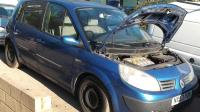 Renault Scenic II (2003-2009) Разборочный номер W8950 #1