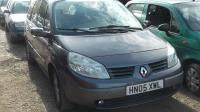 Renault Scenic II (2003-2009) Разборочный номер W9082 #1