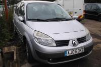 Renault Scenic II (2003-2009) Разборочный номер 50813 #1