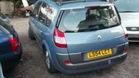 Renault Scenic II (2003-2009) Разборочный номер W9308 #2