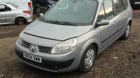 Renault Scenic II (2003-2009) Разборочный номер W9316 #1