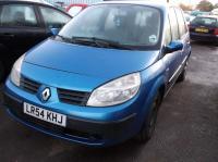Renault Scenic II (2003-2009) Разборочный номер B2593 #1