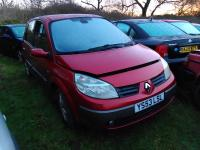 Renault Scenic II (2003-2009) Разборочный номер 52428 #1