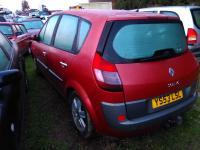 Renault Scenic II (2003-2009) Разборочный номер 52428 #2
