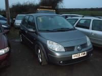 Renault Scenic II (2003-2009) Разборочный номер 52697 #1