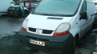 Renault Trafic (c 2001) Разборочный номер 47719 #1