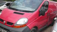 Renault Trafic (c 2001) Разборочный номер 49759 #1