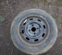 Диск колесный обычный (стальной) Rover 200-serie Артикул 51794967 - Фото #1