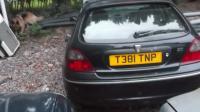 Rover 200-serie Разборочный номер B1853 #2