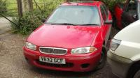 Rover 200-serie Разборочный номер 49343 #1