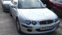 Rover 25 Разборочный номер W9112 #1