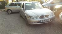 Rover 45 Разборочный номер W8050 #1