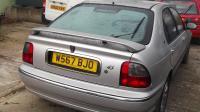 Rover 45 Разборочный номер W8153 #2