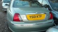 Rover 75 Разборочный номер W9150 #1