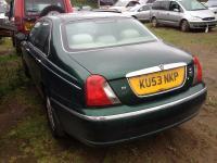 Rover 75 Разборочный номер B2897 #1