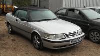 Saab 9-3 (1998-2002) Разборочный номер W8162 #2