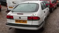 Saab 900 Разборочный номер W8444 #2