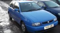 Seat Ibiza (1993-1999) Разборочный номер W9543 #1