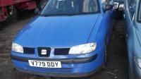 Seat Ibiza (1999-2002) Разборочный номер 48722 #4