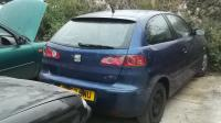 Seat Ibiza (2002-2006) Разборочный номер W8040 #1