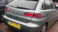 Seat Ibiza (2002-2006) Разборочный номер 50856 #2