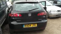 Seat Ibiza (2002-2006) Разборочный номер W9770 #1