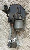 Двигатель стеклоочистителя (моторчик дворников) Seat Toledo (2004-2009) Артикул 52077215 - Фото #1