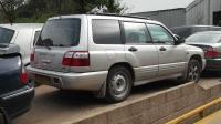 Subaru Forester Разборочный номер 47630 #2