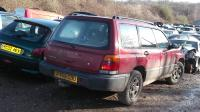 Subaru Forester Разборочный номер W8718 #2