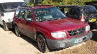 Subaru Forester Разборочный номер W9078 #2