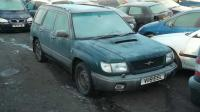 Subaru Forester Разборочный номер W9511 #1