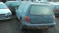 Subaru Forester Разборочный номер W9511 #2