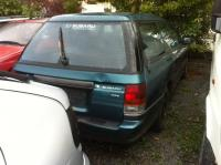 Subaru Legacy Разборочный номер 45208 #1