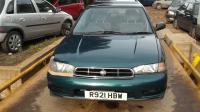 Subaru Legacy Разборочный номер W8115 #1